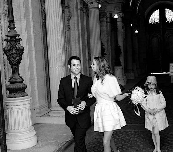 French wedding Paris