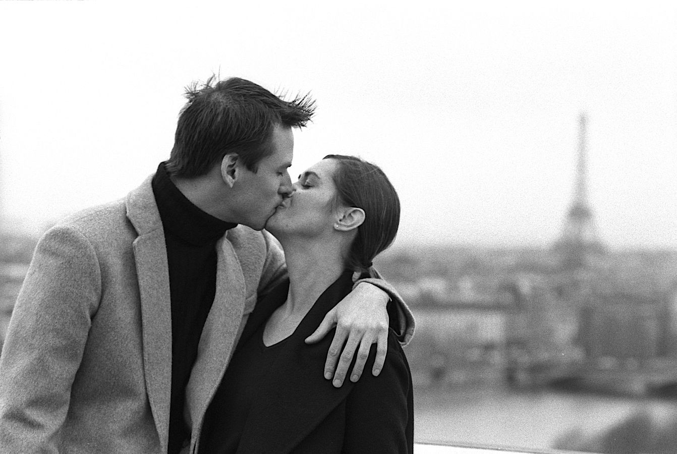 engagement session in paris, the came from California